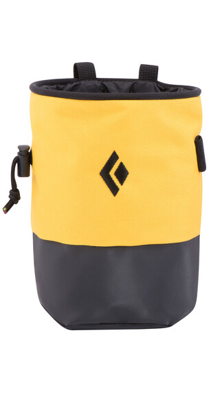 Black Diamond Mojo Zip - Accesorios para escalada en bloque - M/L amarillo